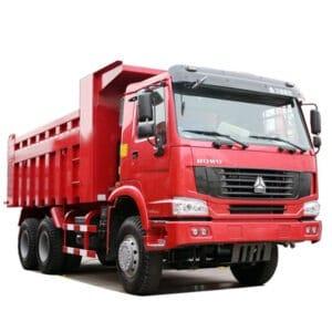 sinotruk howo 6×4 371 dump truck