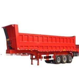 china truck dump semi trailer