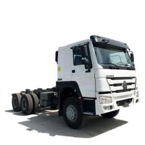 sinotruk howo truck 371hp 6×4 tractor truck