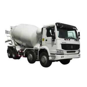 howo 8×4 concrete mixer truck
