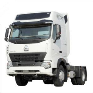 sinotruk howo a7 4×2 tractor truck