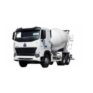 howo a7 6×4 concrete mixer truck