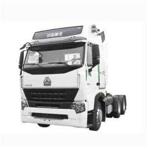 sinotruk howo a7 6×4 tractor truck