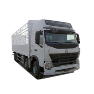 sinotruk howo a7 8×4 cargo truck