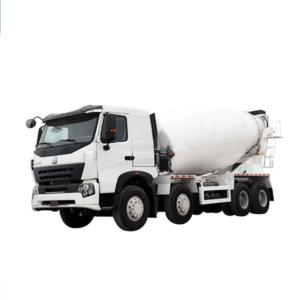 howo a7 8×4 concrete mixer truck