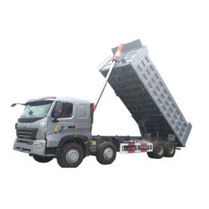 sinotruk howo a7 8×4 420hp dump truck